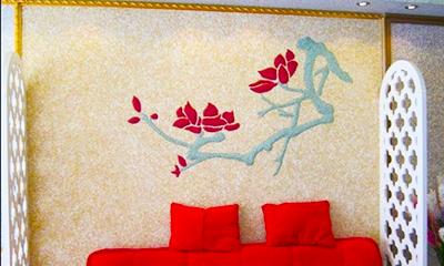 نقاشی ساختمان رنگ بلکا